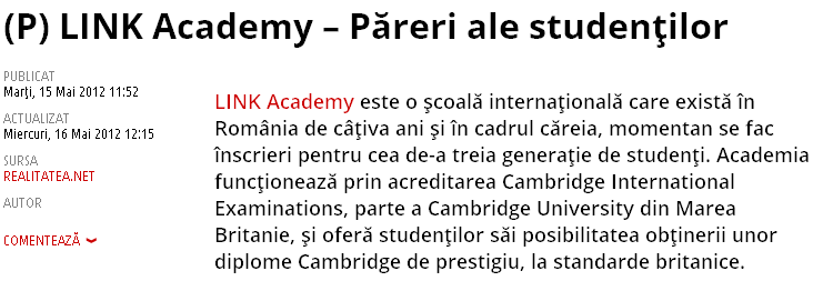 link-academy-advertorial