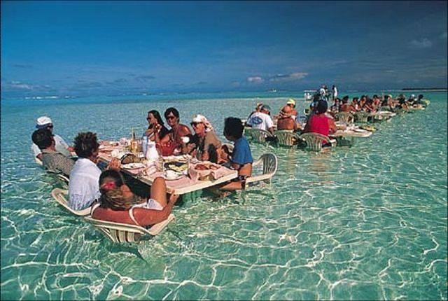 Bar in hawaii