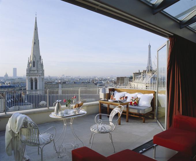 Hotel sers Paris