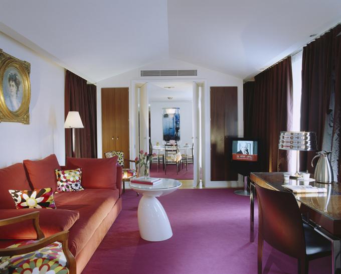 Interior Hotel de Sers