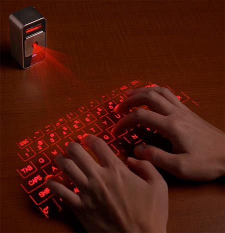 Tastatura laser 2
