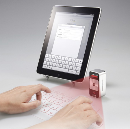 Tastatura proiectie 2