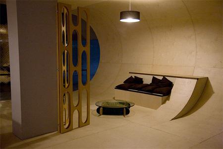 casa cu pista skateboard 2