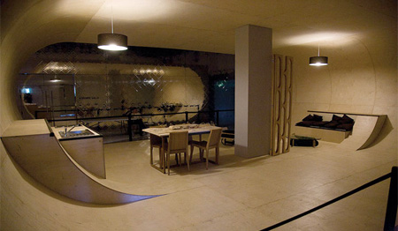 casa cu pista skateboard 3