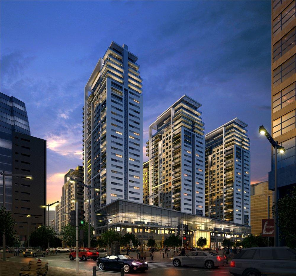 Baku Orasul Nou