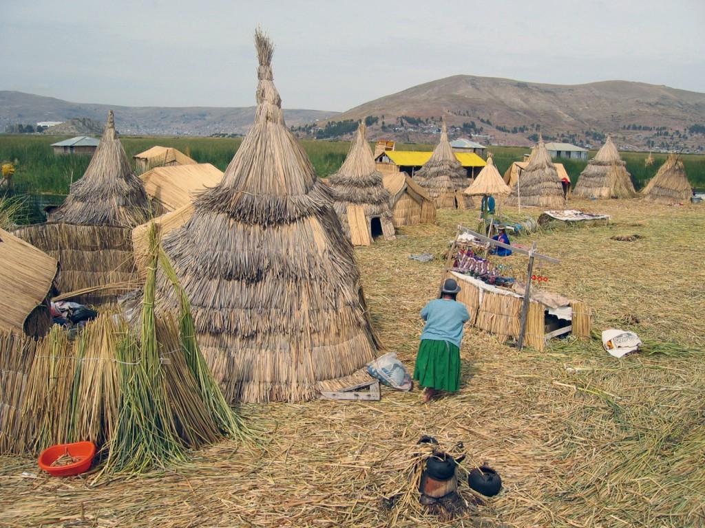 Case de stuf - Titicaca