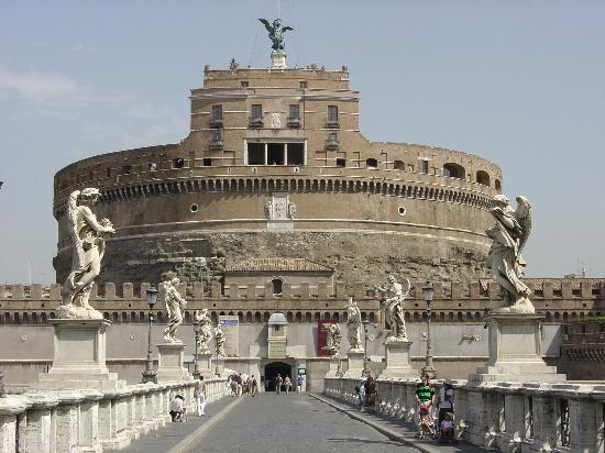 Castelul-SantAngelo-Roma