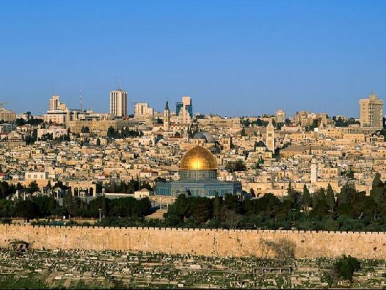Paste la Ierusalim