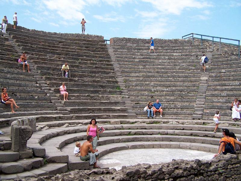 Situri arheologice Pompeii