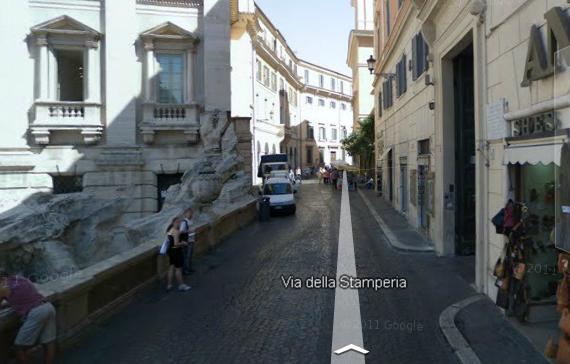Strada della Stamperia