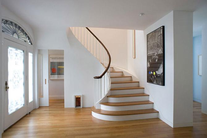 modele de scari interioare 2