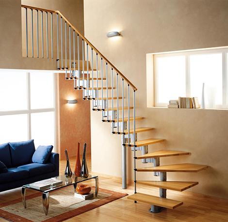 modele de scari interioare 3