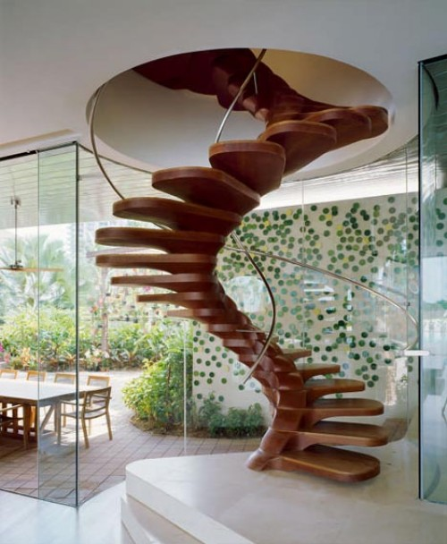 modele de scari interioare 4