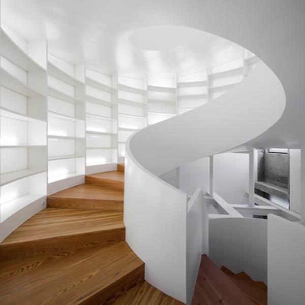 modele de scari interioare 6