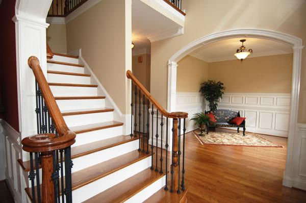 modele de scari interioare