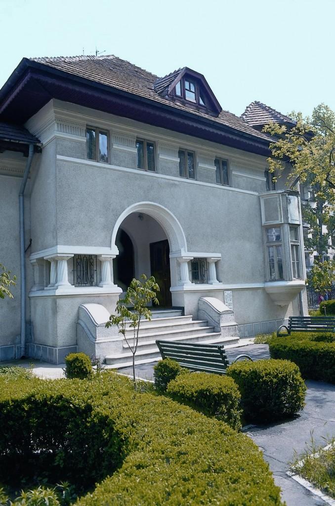 Casa Silvian, Barlad
