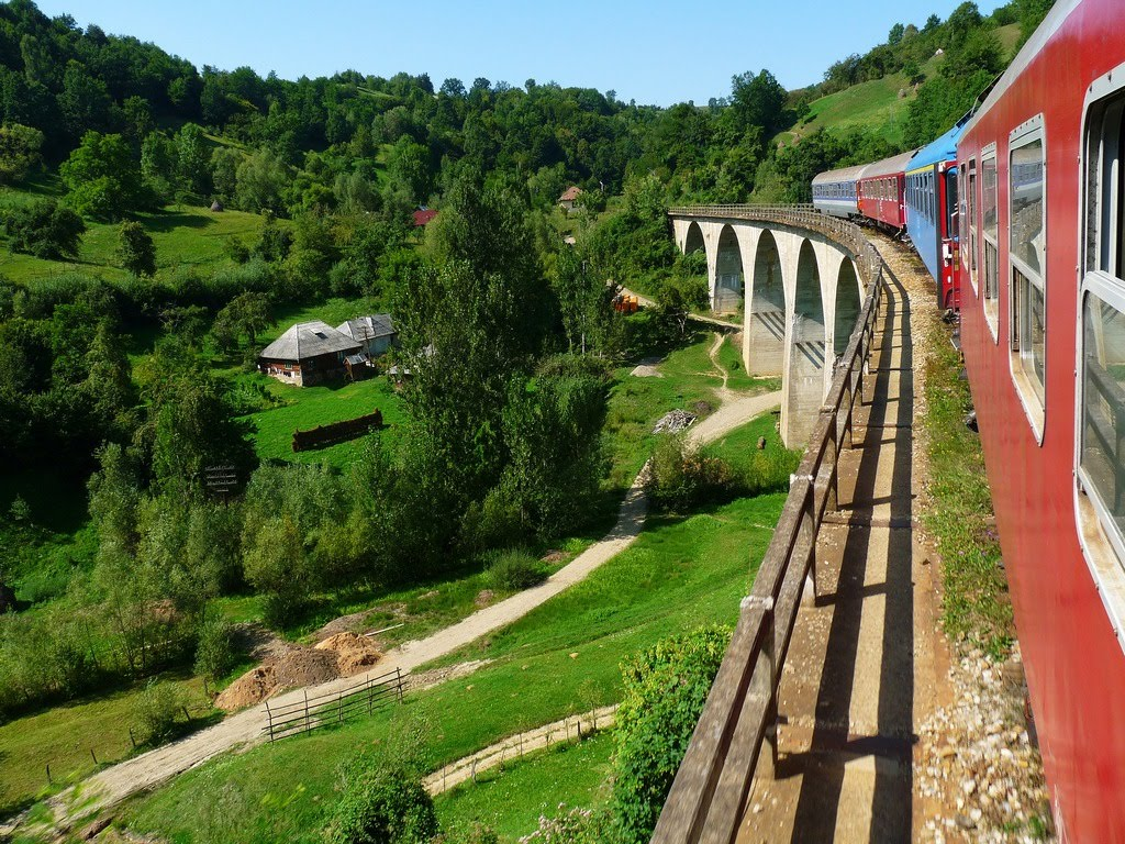 Viaductul de la Salistea de Sus