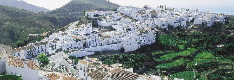 Frigiliana - Spania