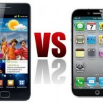 Iphone 5 versus Samsung Galaxy S3