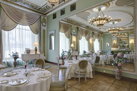 Restaurant stil Clasic