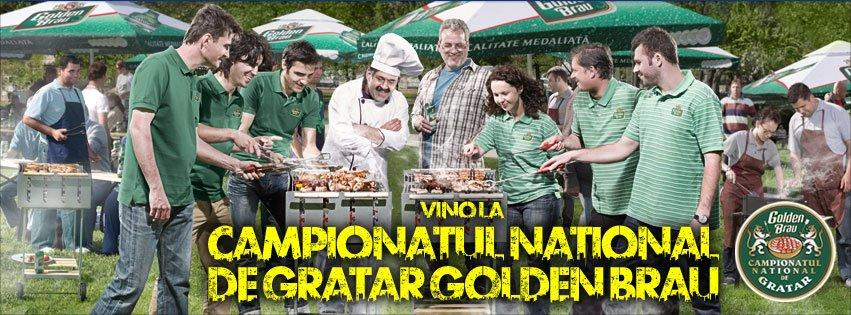 campionatul national de gratare golden brau