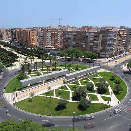 statie de tramvai Alicante