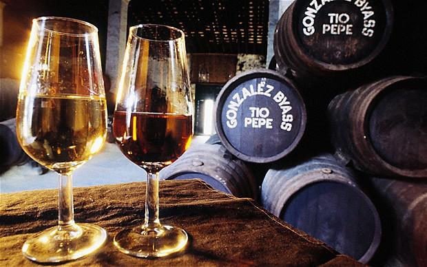 vin Andaluzia