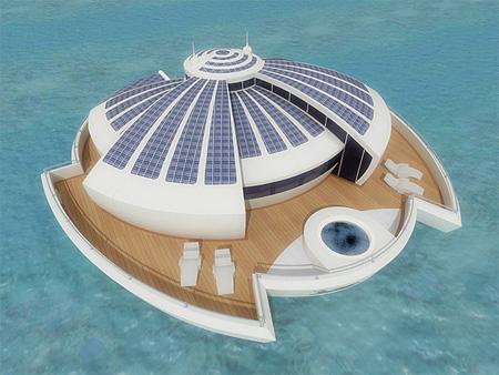 Concept de iaht energie solara 3