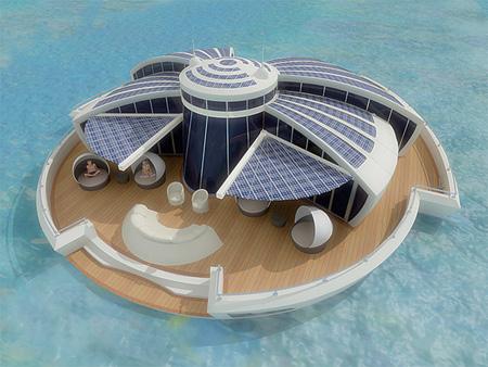 Concept de iaht energie solara 5