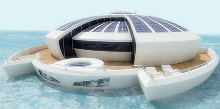 Concept de iaht energie solara
