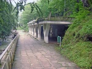 Izvoarele minerale Slanic Moldova