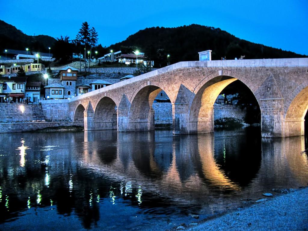 Podul de Piatra - Konjic