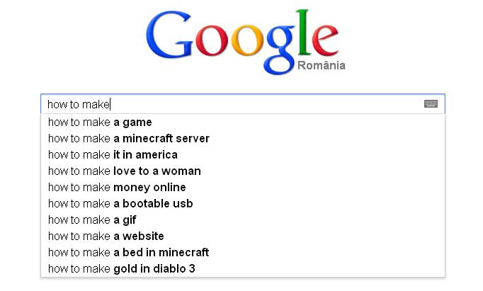 google cum sa